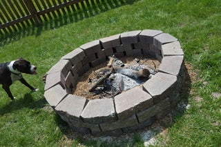 Firepit And Tree Stump Removal All In One Instructables
