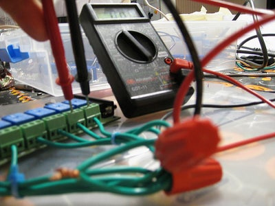 Confirm Your Wiring and Finishing Touches