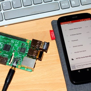 Raspberry Pi Bluetooth+Airplay Audio Receiver Combo