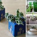 Recycled Garden