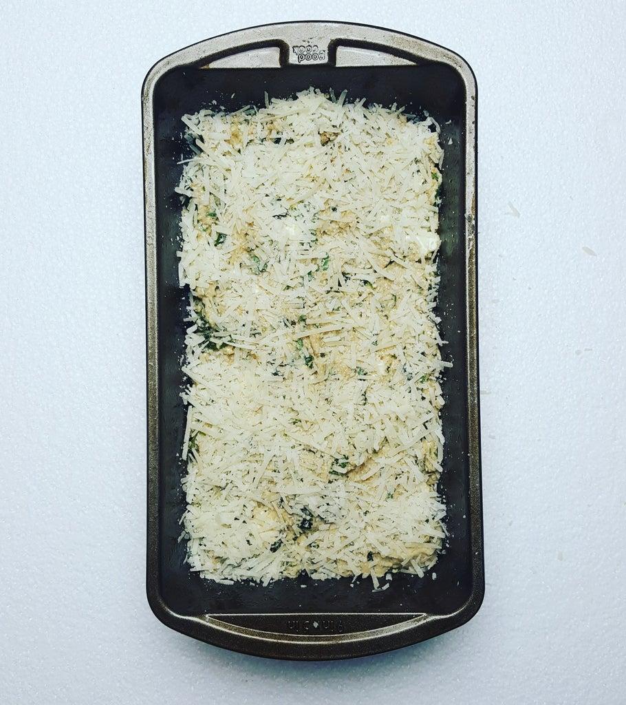 Top With Remaining Pecorino Cheese