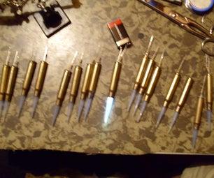 Illuminated Bullets