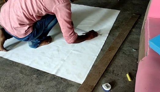 Make a Cushion for the Seating