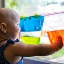 Toddler Sensory Water Bags