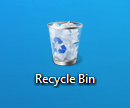 """Remove the """"Recycle Bin"""" Icon"""