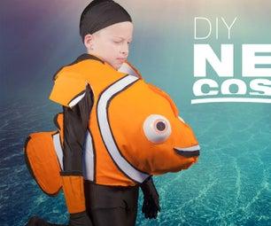 DIY Nemo Costume