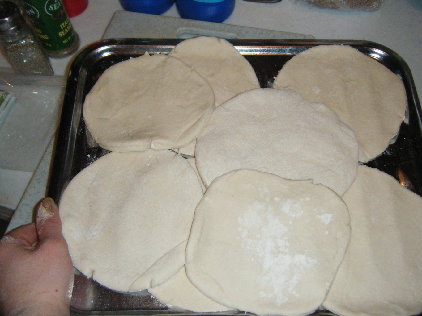 How to Make the Dough/Crust