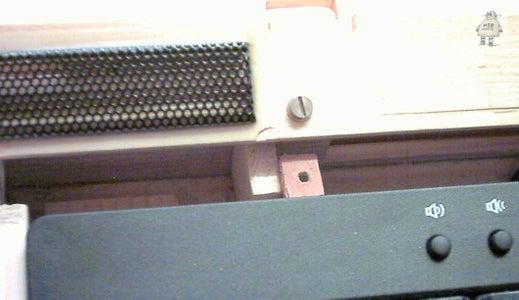 Panel Mounting/Keyboard Trap