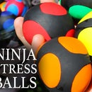 How to Make Ninja Stress Balls