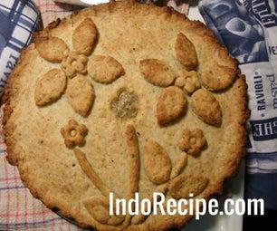 Turkey Pot Pie (Leftover Thanksgiving Turkey)