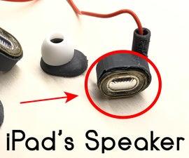 DIY 3D Printed Earbuds Prototype I