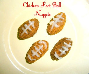 Chicken Foot Ball Nuggets