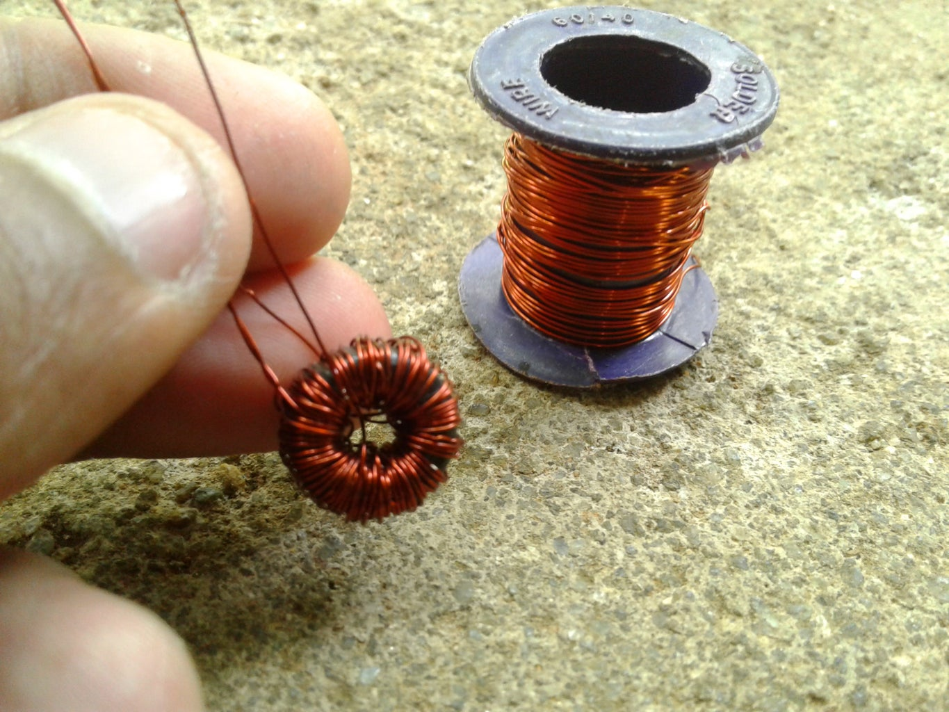 Inductor Making
