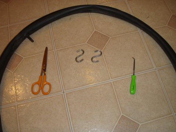 Tire Tube Bungy Cords