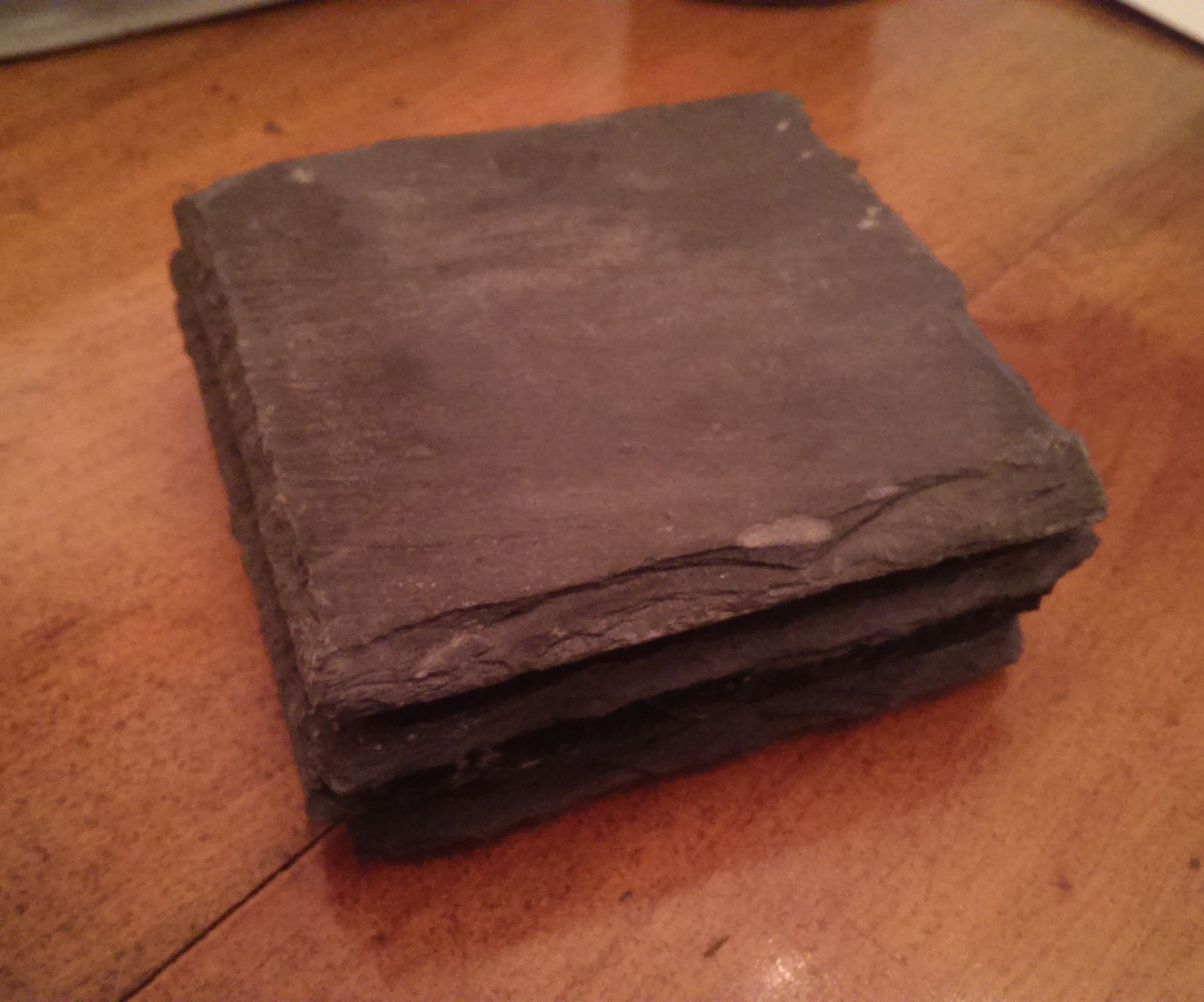 How To Make Slate Coasters
