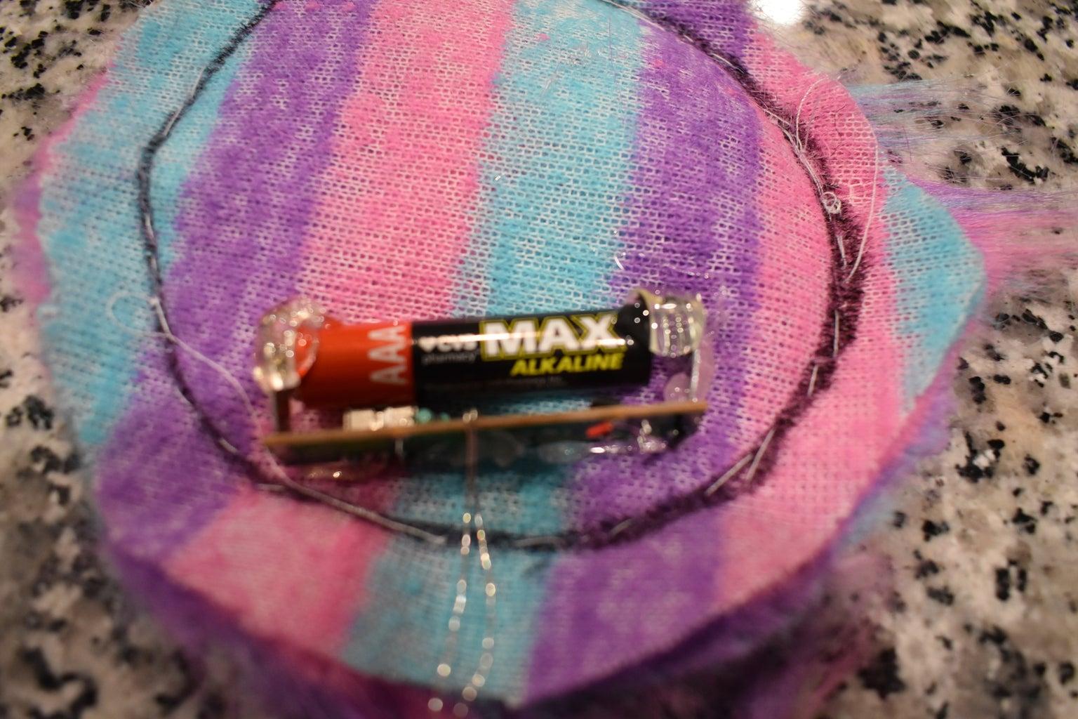 Installing LED Circuit