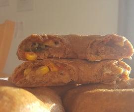 Bagel Pizza (Baezza)