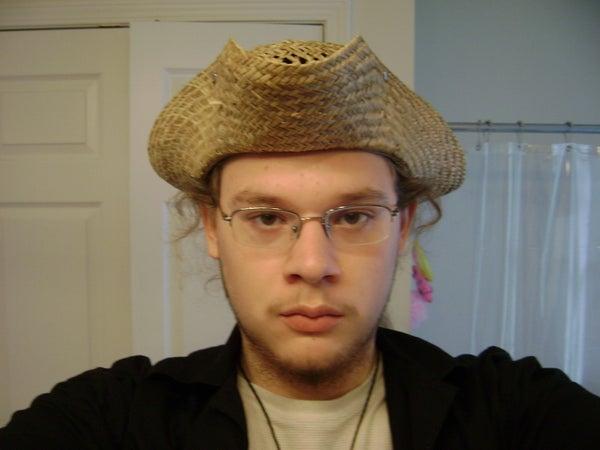 Make a Tri-fold Pirate Hat!