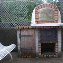 How to Build a Portuguese Wood Fired Brick Pizza Oven
