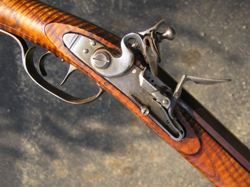 Building a Tennessee Longrifle