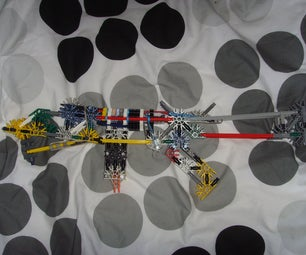 K'nex M.P.A S (Multi Purpose Assualt System)
