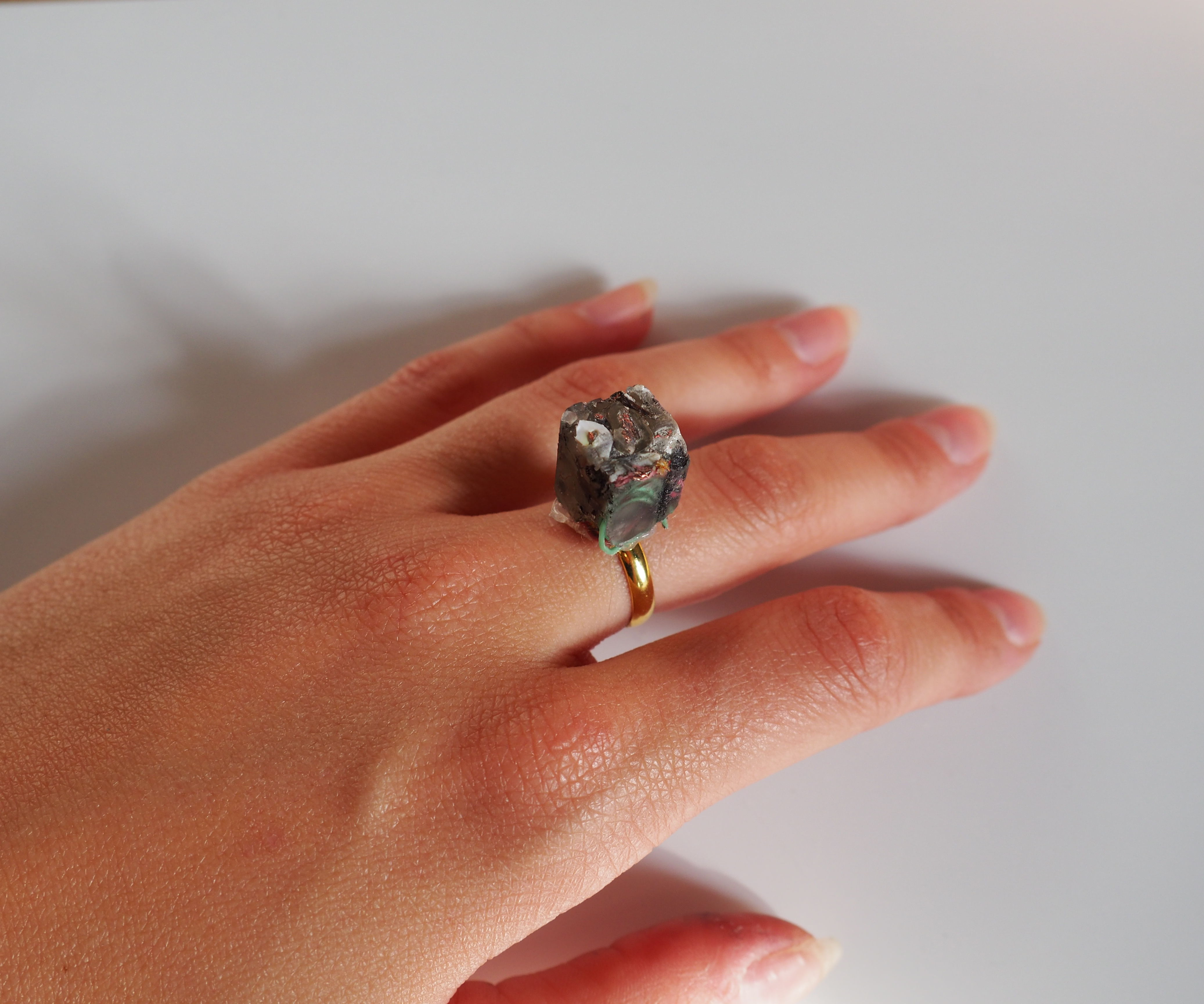 E-waste Ring