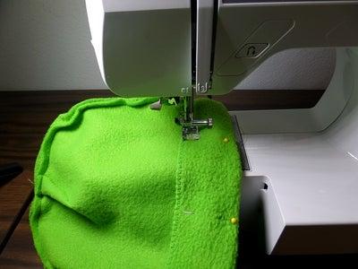 Sew Up the Brim