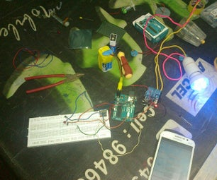 Home Automation Using Arduino Uno
