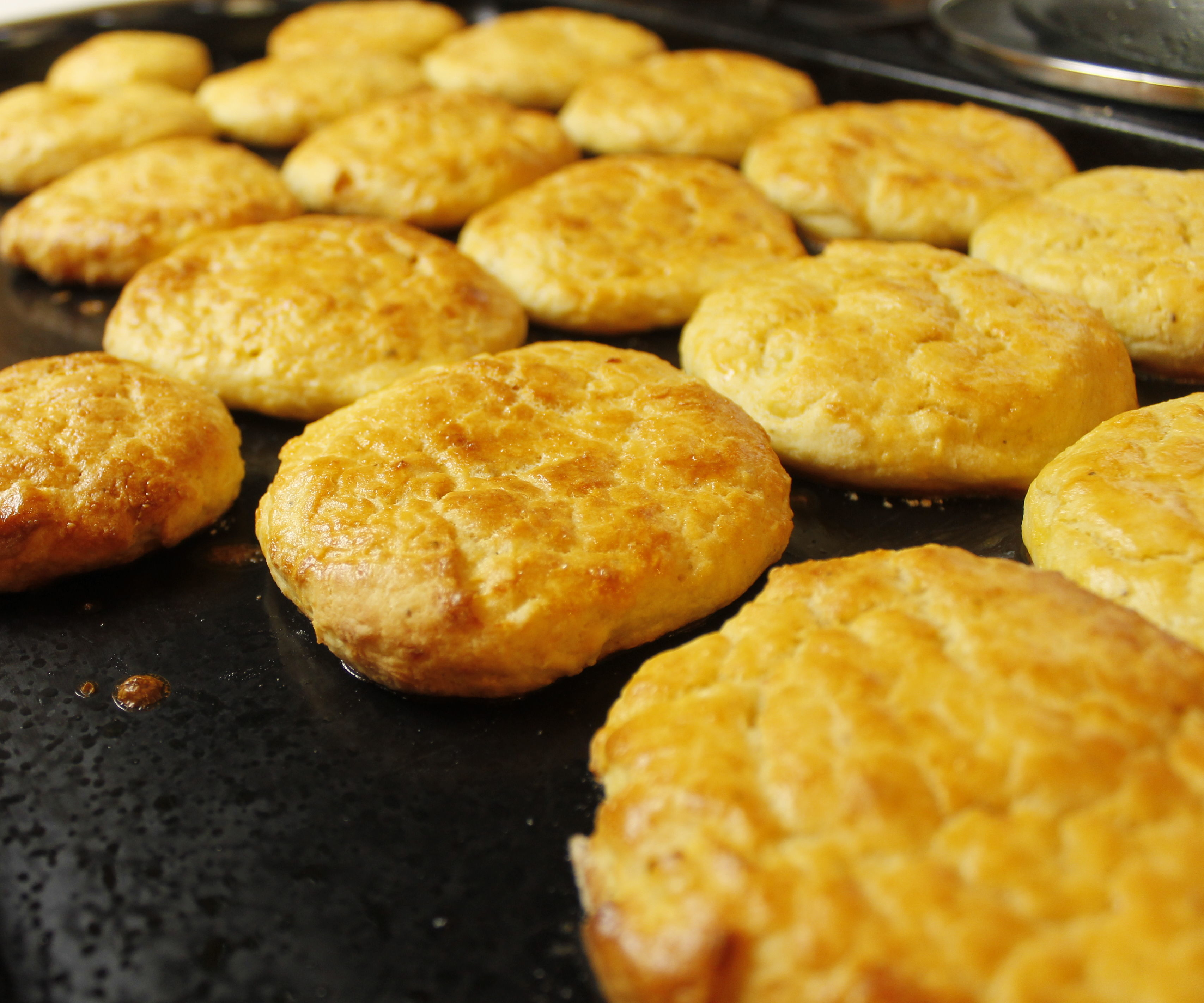 Potato Cakes with left over potato