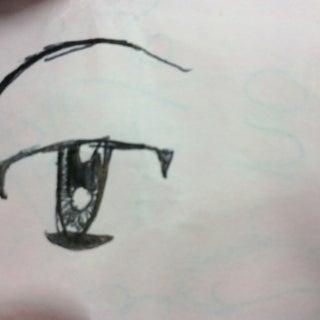 How to Draw Manga Eyes