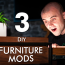 3 DIY Bedside Table Modifications