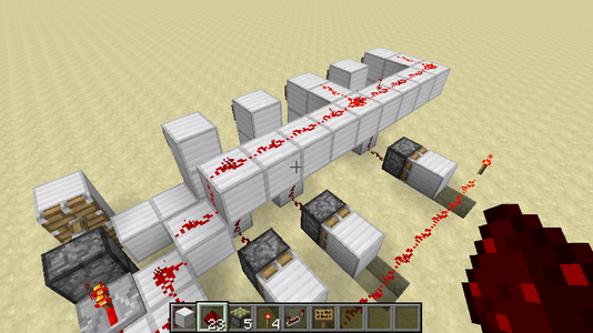Redstone. (seems to Be a Common Theme Here)