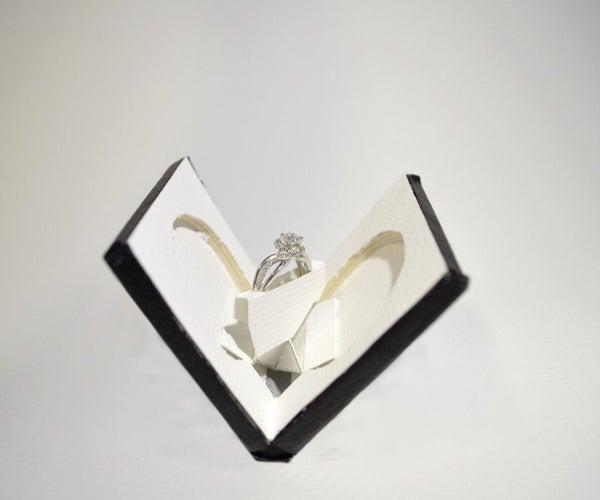 Wallet Ring Box