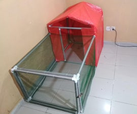 DIY PVC Chicken Coop