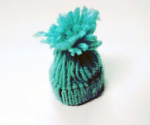 Mini Wool Cap