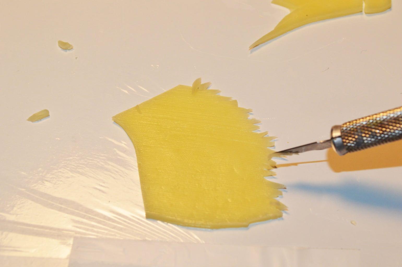 Sculpt the Cheese !