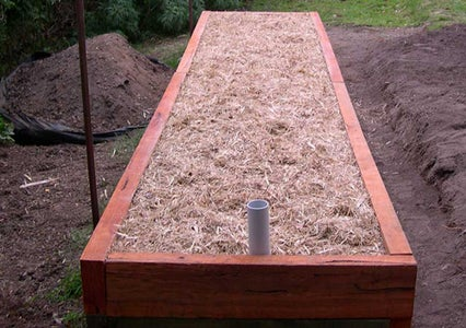 Wicking Worm Beds