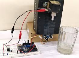 DIY Automatic Hand Sanitizer Dispenser
