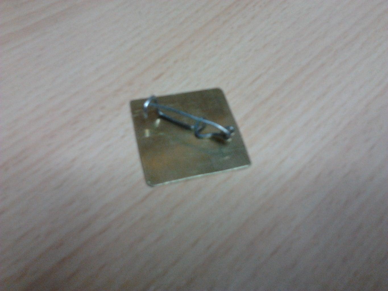 Bend-a-pin