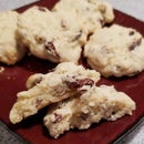 Door County Cherry Cream Cheese Pecan Cookies