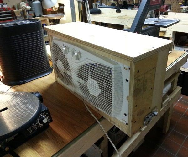 DIY Dust Filtration Box
