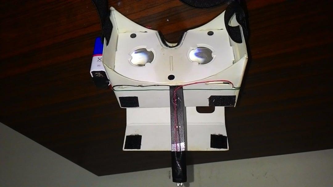Adding the LED Circuit