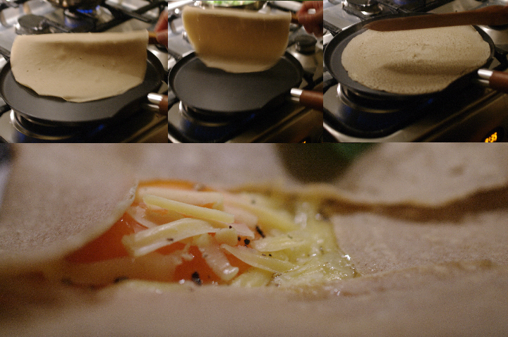 Galettes (savoury, Allergy Friendly Pancake)