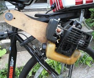 130 MPG BICYCLE