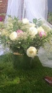 DIY Bouquets, Corsages, Boutonnieres, Centerpieces... $150