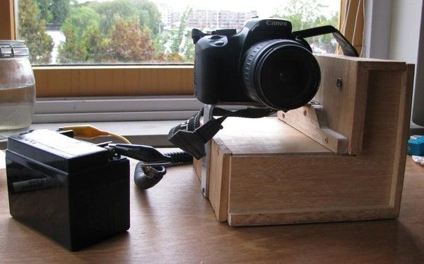 Universal, 2 Gyro Image Stabilizer