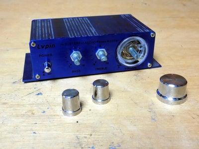 Pull Apart the Amp