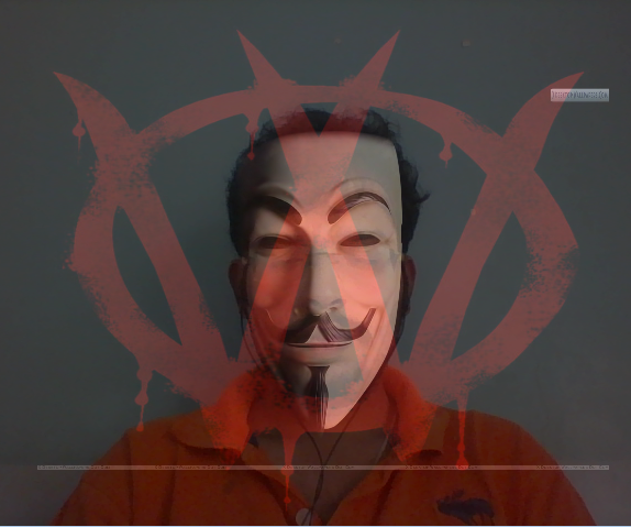 Halloween Mask Using Image Processing