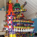 Fort Kecil - a Knex Ball Machine