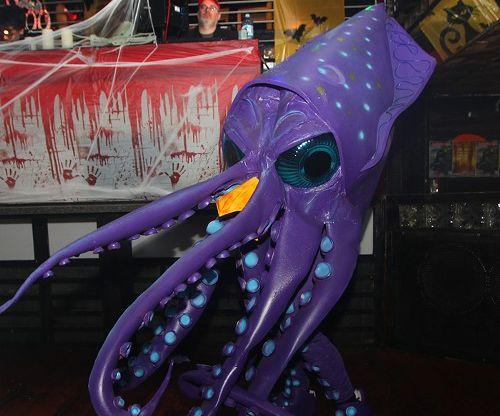 Giant Squid Costume